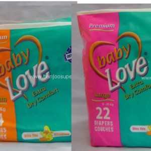 Baby love extra dry comfort(small)(medium)(large)-6.00EB (5)