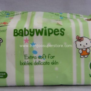 Baby wipes extra soft for babies delicate skin-3.10(1)