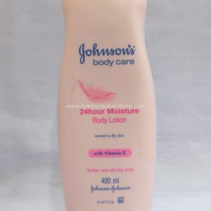 Johnson's body care (24hour moisture) body lotion-5.50 (2)