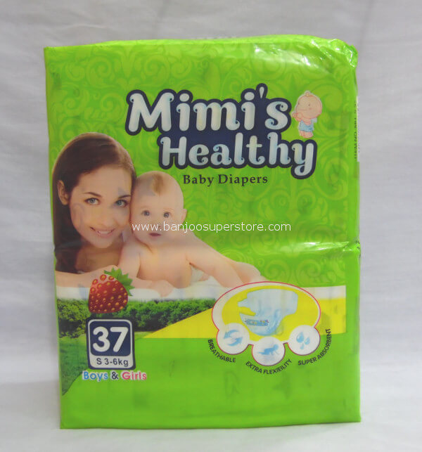 Minis Healthy Baby Diapers Boys Girls