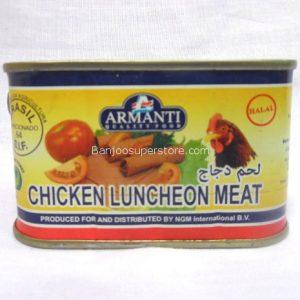 Armanti chicken luncheon meat 1-.20(2)