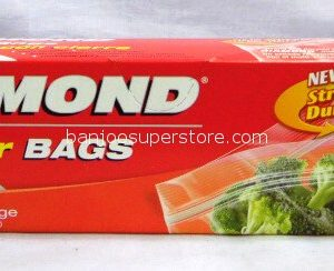 Diamond zipper bags 20 storage bags-3.45 (3)