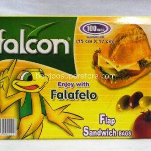 Falcon falafelo flap sandwich bags-2.80 (2)