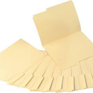 Manila folders2