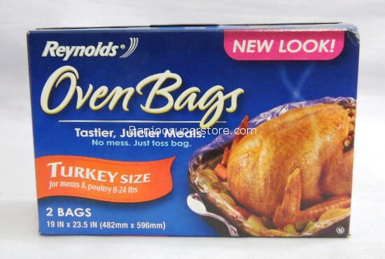 Reynolds Oven Bags Turkey