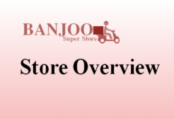 Store Overview: In this short video we show you around Banjoo Super Store, how it work.