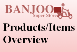 About Products in our Store; This video explains the types of products/items listed in our store and shows the easy way to select products/items to buy.