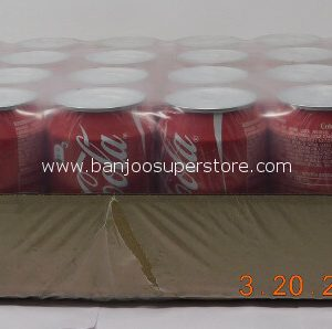 Cocacola (cans)-13.00