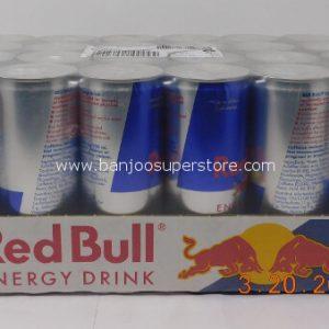 Red bull-25.00_250ml