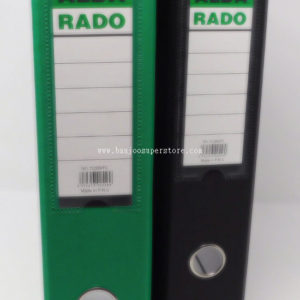 Alba Rado large 2 Ring file-2.35 each (2)