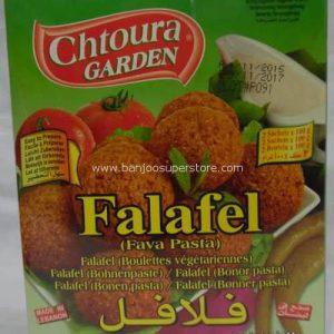 Chtoura garden falafel (fava pasta)-2.50 (2)