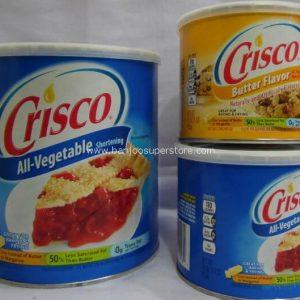 Crisco all-vegetable-11.70large-5.55-crisco butter flavor-5.55(shortening) (4)