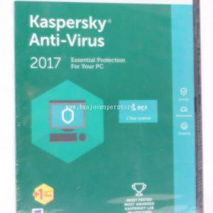Kasperky anti-virus 2017 (2 users)-32.00 (2)