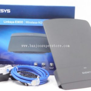 Linksys (E900) wireless-N300 router-105.50 (2)