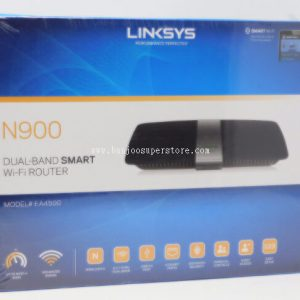 Linksys (N900) dual-band router-141.75 (2)