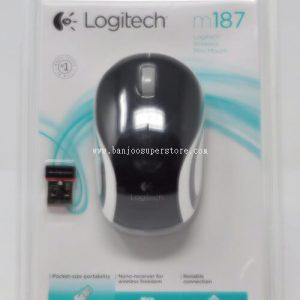 Logitech (M187) wireless mouse-30.00 (1)