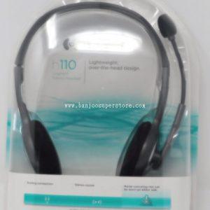 Logitech headset-27.00