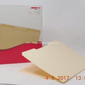 Manila (100pcs A4) folders-8.80