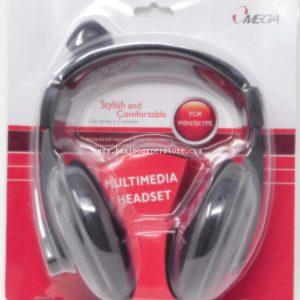 Omega multimedia headset-32.00