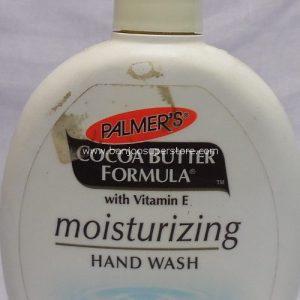 Palmer's cocoa butter moisturizing hand wash-9.40 (2)