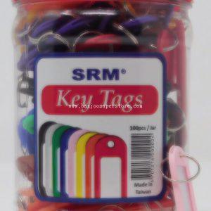 SRM key tags (100pcs)-8.80