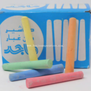 majid dustless chalk (colours & white)C-2.65, W-2.20 (3)