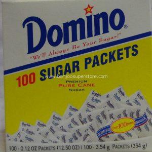 Domino 100 sugar packets-4.70 (2)