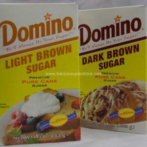 Domino (light brown sugar)(dark brown sugar)-2.50 (1)
