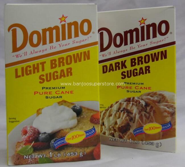 Domino sugar light brown sugar dark brown sugar Banjoo SuperStore