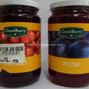 Goodberry plum jam(cherry)(plum)-2.50 (2)