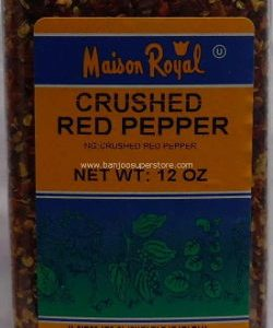 Maison royal crushed red papper-10.00