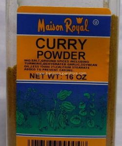 Maison royal curry powder-9.00